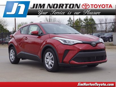 New 2020 Toyota C-HR - 547782592
