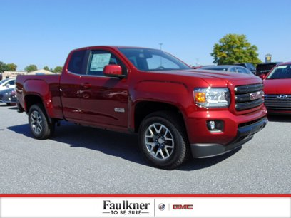 New 2020 GMC Canyon 4x4 Extended Cab All Terrain - 528864051