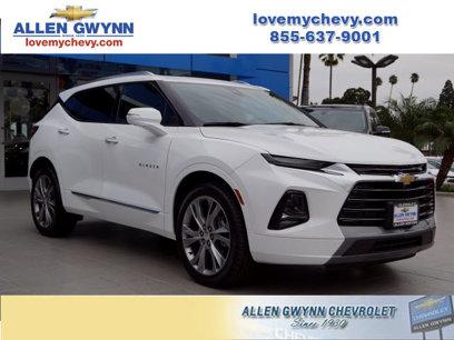 New 2019 Chevrolet Blazer FWD Premier - 507383284