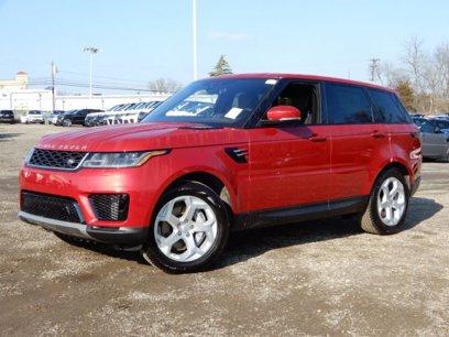 New 2020 Land Rover Range Rover Sport SE - 535420769