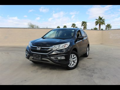 Used 2015 Honda CR-V FWD EX-L - 534752034