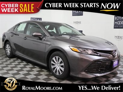 Certified 2020 Toyota Camry LE - 570206854