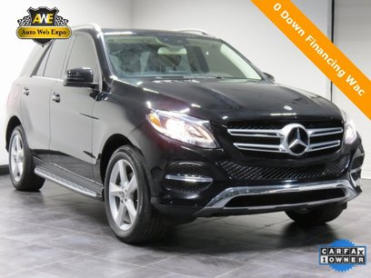 Used 2018 Mercedes-Benz GLE 350 4MATIC - 543041660