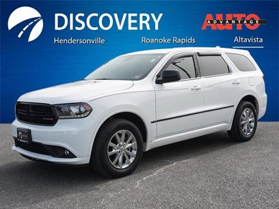 Used 2018 Dodge Durango AWD SXT - 561746981