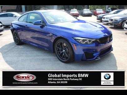 New 2020 BMW M4 CS Coupe for sale in Atlanta, GA 30339