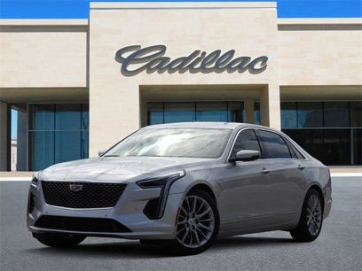 New 2019 Cadillac CT6 3.6 Luxury AWD - 529842778