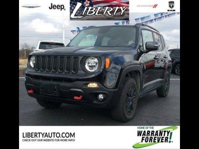 Certified 2017 Jeep Renegade 4WD Trailhawk - 533919275