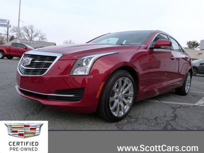 Certified 2017 Cadillac ATS 2.0T Luxury AWD Sedan - 536964449