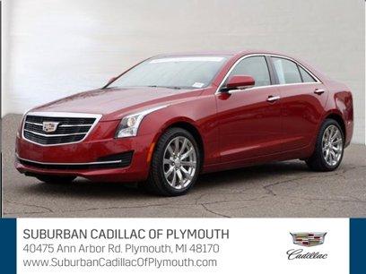 Certified 2018 Cadillac ATS 2.0T Luxury AWD Sedan - 544802407