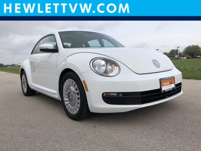 Used 2014 Volkswagen Beetle 1.8T Coupe - 547035472