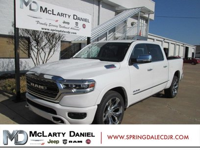 New 2020 RAM 1500 Laramie Limited - 537295525
