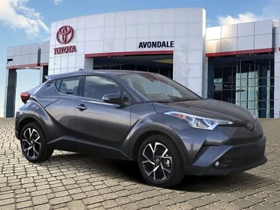 Certified 2019 Toyota C-HR - 547950856