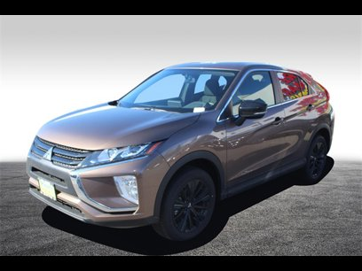 New 2018 Mitsubishi Eclipse Cross LE - 481423796