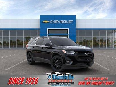 New 2020 Chevrolet Traverse FWD LT - 542295892