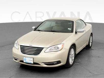 Used 2013 Chrysler 200 Limited Convertible - 547002499