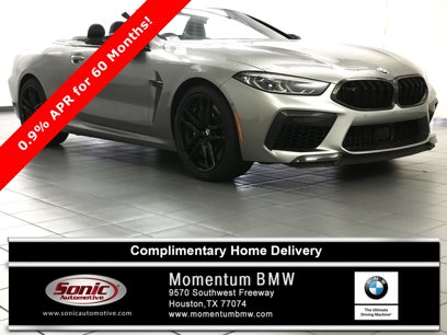 Used 2020 BMW M8 Convertible - 541379183