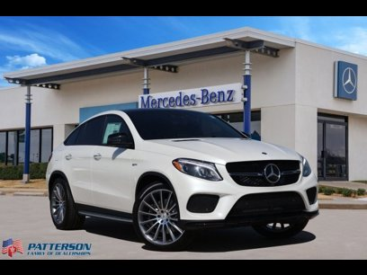 New 2019 Mercedes-Benz GLE 43 AMG 4MATIC Coupe - 525228399