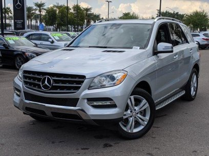 Used 2015 Mercedes-Benz ML 350 2WD - 532932340