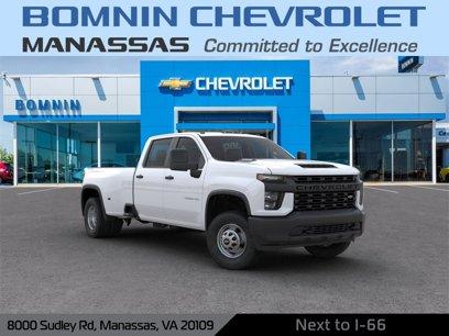 New 2020 Chevrolet Silverado 3500 W/T - 545223503