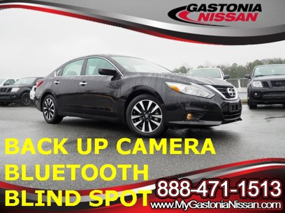 Certified 2018 Nissan Altima 2.5 SV Sedan - 537938481