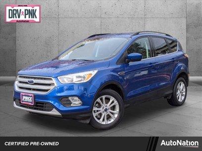Used 2018 Ford Escape 4WD SE - 567900802