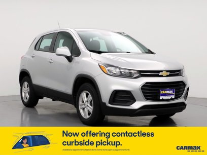 Used 2017 Chevrolet Trax AWD LS - 570008234