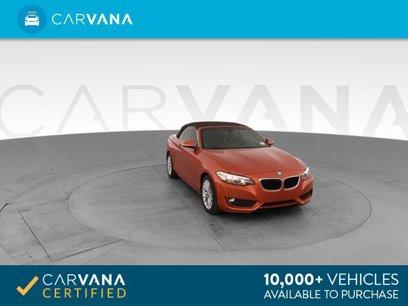Used 2015 BMW 228i xDrive Convertible - 542333126