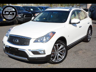 Used 2017 INFINITI QX50 AWD w/ DELUXE TOURING PACKAGE - 532946060