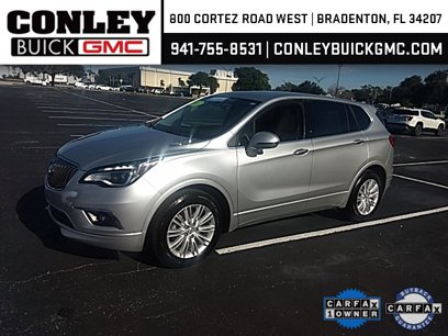 Used 2017 Buick Envision FWD Preferred - 544565844