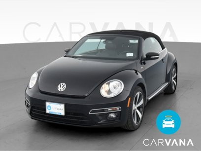 Used 2014 Volkswagen Beetle R-Line Convertible - 570347498