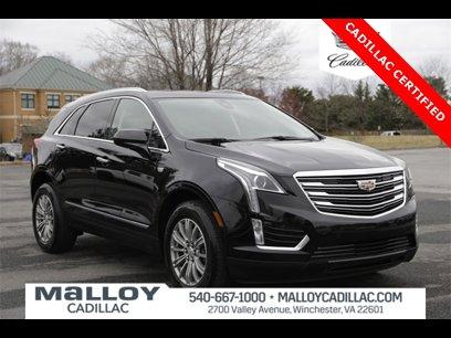 Certified 2017 Cadillac XT5 AWD Luxury - 546443719