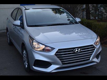 Certified 2019 Hyundai Accent - 541376525