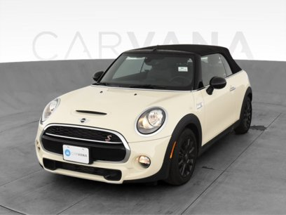 Used 2018 MINI Cooper S Convertible - 539659116