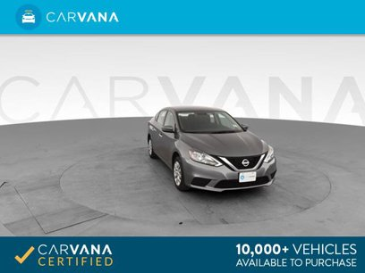 Used 2017 Nissan Sentra S - 544837624