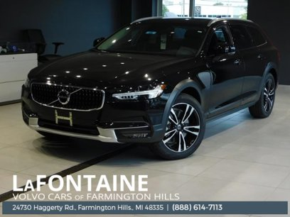 New 2019 Volvo V90 T5 Cross Country Momentum AWD - 522323120