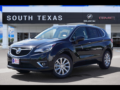New 2020 Buick Envision FWD Essence - 530331408