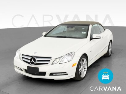 Used 2012 Mercedes-Benz E 350 Cabriolet - 568624286