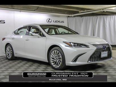 New 2020 Lexus ES 300h w/ Luxury Package - 544432766