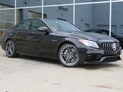 New 2019 Mercedes-Benz C 63 AMG Sedan - 526142544