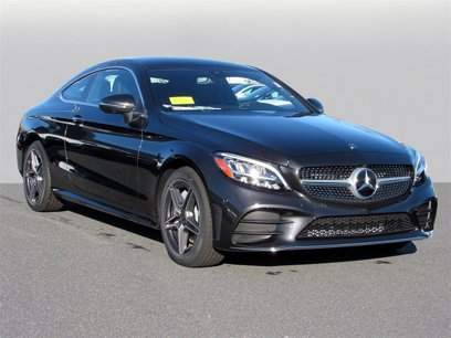 New 2020 Mercedes-Benz C 300 4MATIC Coupe - 527107630