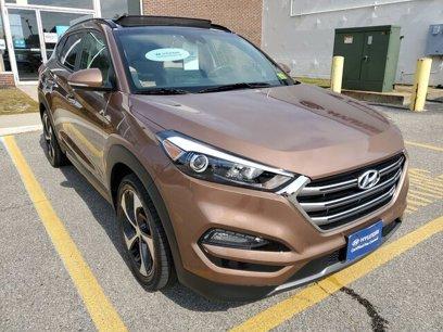 Certified 2016 Hyundai Tucson Limited - 562830456