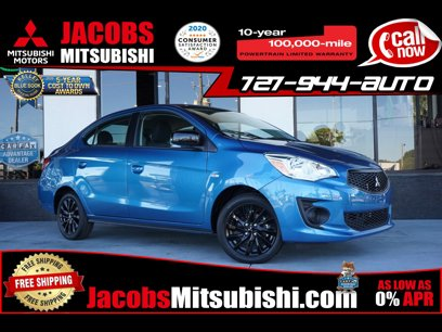 New 2020 Mitsubishi Mirage G4 LE - 560566178