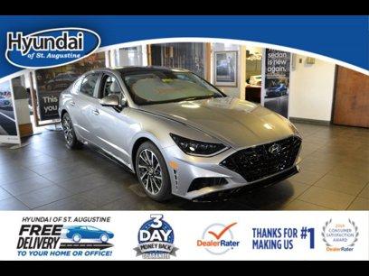 New 2020 Hyundai Sonata Limited w/ Cargo Package - 540653535