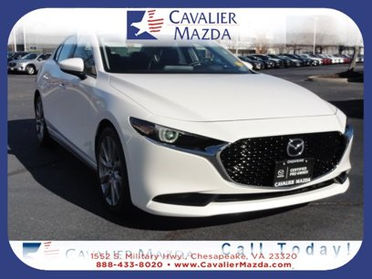 Certified 2019 MAZDA MAZDA3 Sedan w/ Premium Package - 536889667