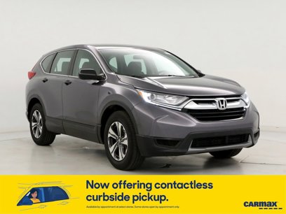Used 2019 Honda CR-V FWD LX - 569984196