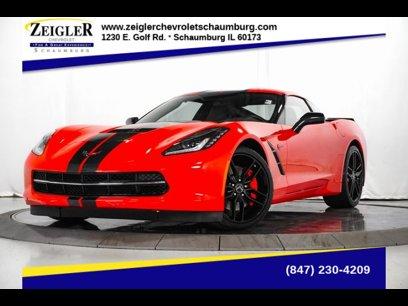 Used 2015 Chevrolet Corvette Stingray Coupe - 596339493