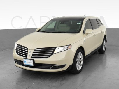 Used 2018 Lincoln MKT AWD - 543181244