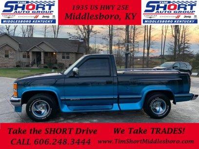 Used 1992 Chevrolet Silverado 1500 2WD Regular Cab - 580415532