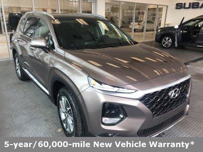 New 2020 Hyundai Santa Fe AWD SEL - 530500509