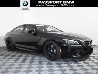 Certified 2016 BMW M6 Gran Coupe - 546806038